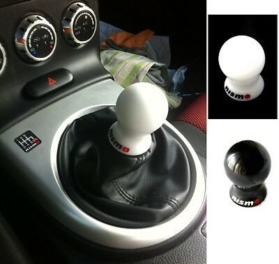 Knob Gear Shift 5 Manual Speed Universal Shifter Stick Lever for Nissan NISMO
