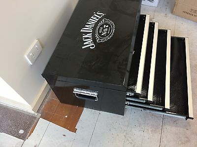 Jack Daniel's Collectable Tool Box