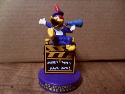 Woody Woodpecker Coca-Cola Universal Studios Japan Hollywood Parade Figure Rare