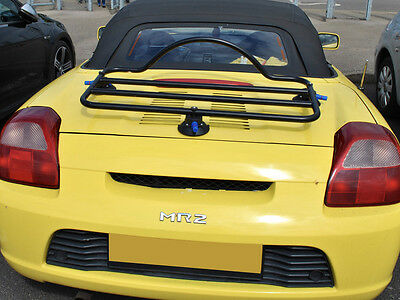 Toyota MR2 Roadster Luggage Boot Rack ; No clamps No Brackets No Damage