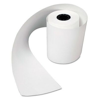 "Royal Paper Heat Sensitive Register Rolls, 2 1/4"" x 80 ft, 1 Ply, White, 48..."