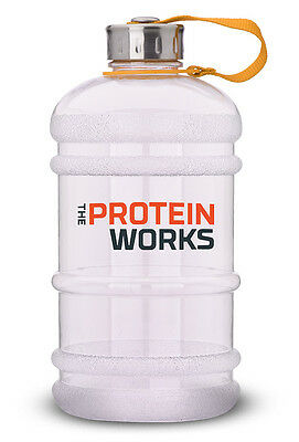 Water Bottle Jug for Gym Training Workout BPA Free from THE PROTEIN WORKS™ 2.2L
