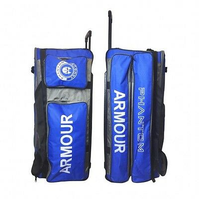Phantom Cricket Armour Large Stand Up Wheelie Holdall SALE Was £69.99