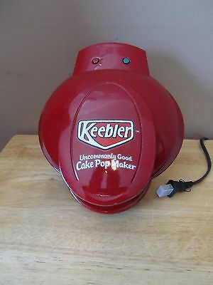 Keebler Uncommonly Good Cake Pop Maker~Smart Planet~Good Used Condition~No Box