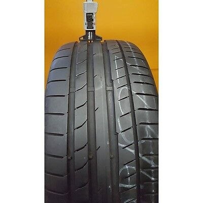 Gomme usate - Batt. 70% CONTINENTAL 225/40R18 92 Y SPORTCONTACT 5 ESTIVO