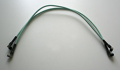 2 professional  cables SMA  10 GHz  useable up to 24 GHz