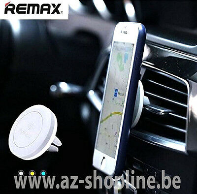 Support Magnétique Ultra Puissant GSM GPS 4 Aimants MAGNETIC CAR PHONE HOLDER