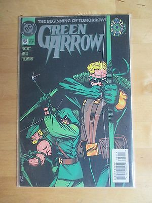 Green Arrow (1987-1St Series) # 0   *1St Adult Appearance Of Connor Hawke*