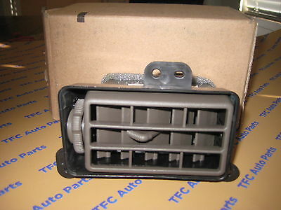 Ford Super Duty Excursion Center Dash Heater AC Vent Tan OEM New  2000-2004