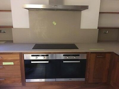 miele electric fan oven's, extractor and induction hob set