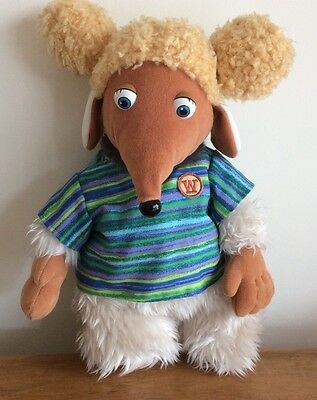 "Vintage Wombles Alderney First Love 1998  Soft Toy 14"" Plush Exc Condition CUTE!"