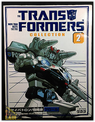 Transformers Takara Collection 2 G1 Prowl MIB COMPLETE