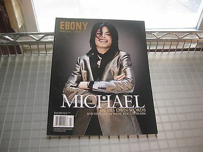 Michael Jackson In His Own Words Ebony Magazine Special Tribute 2009