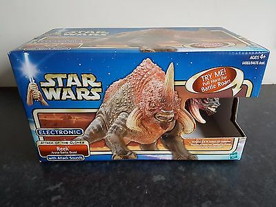 Star Wars Attack of the Clones Creature - Reek - Sealed MISB