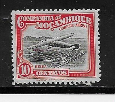MOZAMBIQUE COMPANY Stamps- Scott # C2/AP1-10c-Mint/H-1935-Air Postal-OG