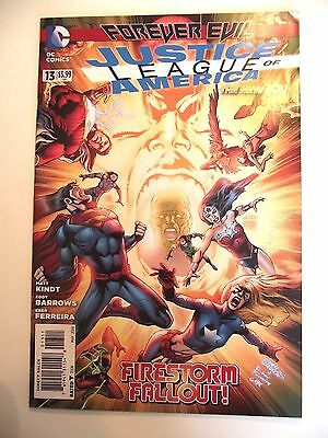 New 52 Forever Evil: Justice League of America #13 VF/NM