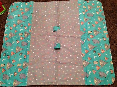Homemade Boy/Girl Baby Infant Car Seat Cover, New