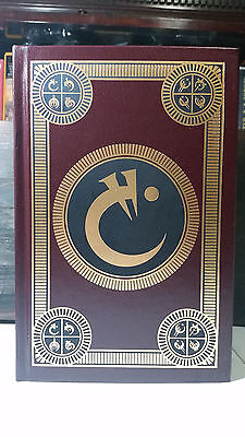 Mistborn Signed Leather Limited Edition by Brandon Sanderson 2016 Hardcover