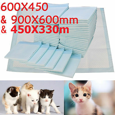 50/150X 45 60 90Cm Large Puppy Trainer Training Pads Toilet Pee Wee Mats Dog Cat