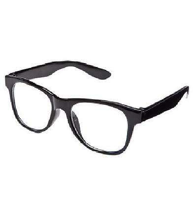 Build a Bear Accessory - Black Frame Rimmed Glasses - New