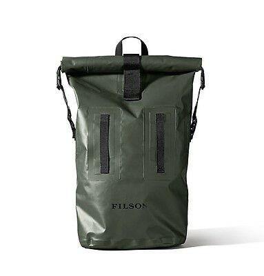 Filson Dry Duffle Backpack Green New with Tags NWT 70159
