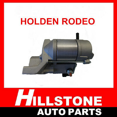 Starter Motor fit Holden Rodeo TF R7 R9 RA V6 6VD1 6VE1 3.2L 3.5L Petrol 92-06