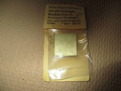 Trackside Details New Old Stock G Scale Part TD107 #2