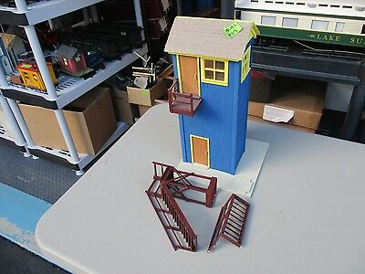 Home or kit built G Scale tower  (DF-91)