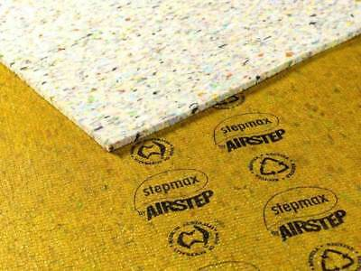 New AIRSTEP Stepmax Foam Underlay 180cm wide x 200cm x 10mm Thick