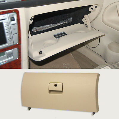 Door Lid Beige Glove Box Cover Replacement for VW GOLF JETTA A4 MK4 BORA Wagon