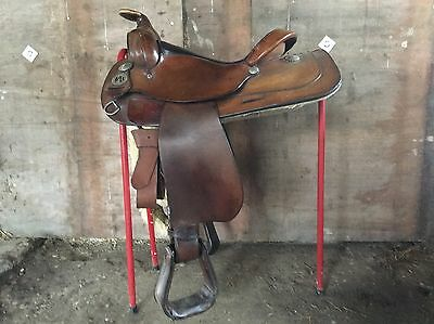 Bona Allen Western Saddle