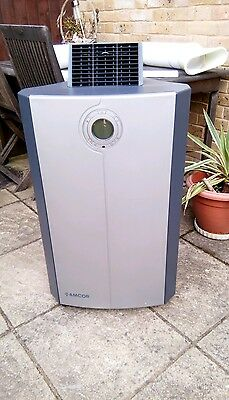 Amcor PLM12000E Portable Air Conditioning Unit! Cooling!