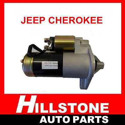 Starter Motor for Jeep Cherokee 6cyl. eng.VMHR425 4.0L Petrol 94-01