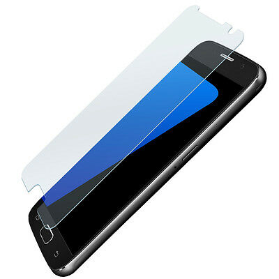 New For Samsung Galaxy S7 Tempered Glass Film Lcd Screen Protector