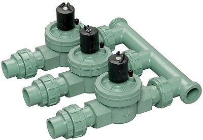 New Orbit 3/4-in or 1 in Inline Preassembled Sprinkler Manifold Fully assembled