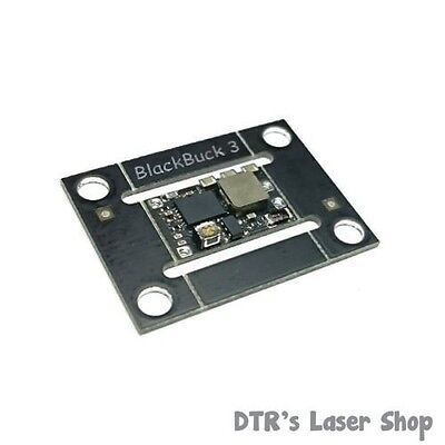 BlackBuck 3 by X-Wossee 3A Adjustable Step-Down (Buck) LED / Laser Diode Driver