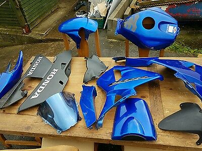 Honda CBR 600 RR Full set of panel side front rear  tank 2005 2006