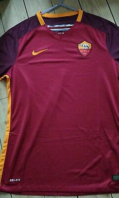 AS Roma Player Issue Shirt x large