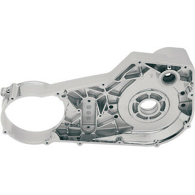 1107-0038 Drag Specialties Chrome Inner Primary Cover 89-93 Harley Softail