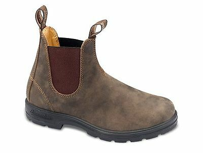 NEW Blundstone Men's Thermal Series Chelsea Boots #566 Brown US Size 12 / AUS 11