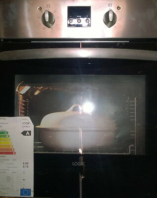 Logik Lcpckx13 Built-In Electric Oven