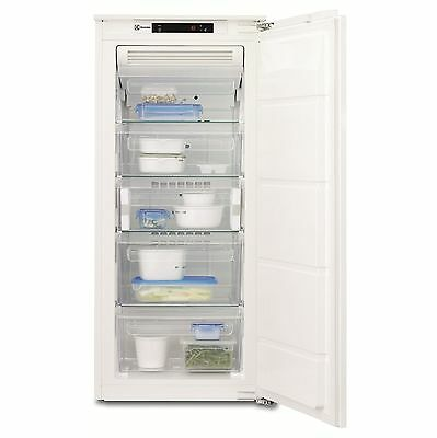 Electrolux EUG1443AOW   Frost-Free Built-in Integrated in Column Upright Freezer
