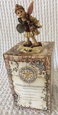 Boyd's Bears Flossie - Faerie Floss The Wee Folkstone Collection #361021