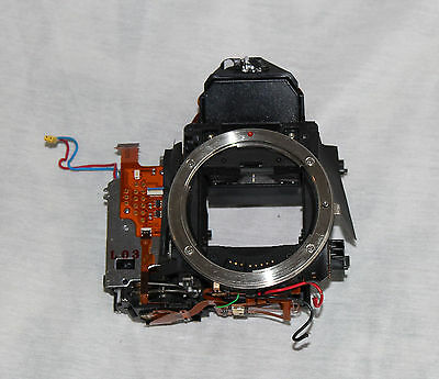 Mirror Box and Motor for Canon EOS 5D (mirror not included)