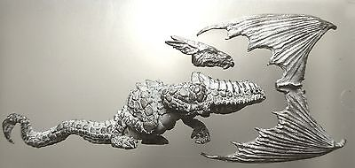 FF33-3 Great Fire Dragon Variant ~ 1979 ! ~ SCARCE FIEND FACTORY Citadel Oop