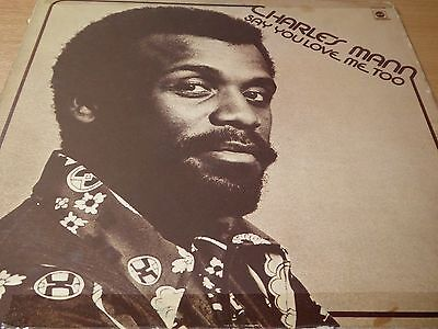 """Charles Mann LP - Features """"It's All Over"""" - Modern Soul - MP3"""