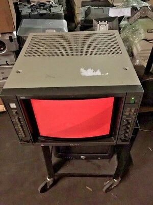 SONY, HR Trinitron Color Video Monitor, BVM-1310