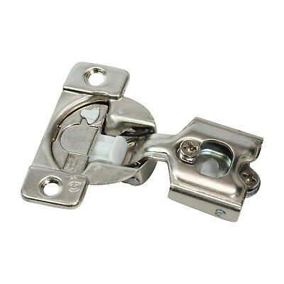 "25 Grass 108 Deg 1/2"" Overlay Soft Close Screw Compact Cabinet Hinge 04431A-15"