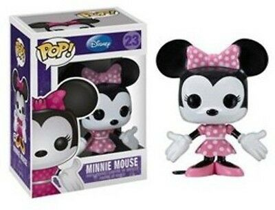 Minnie Mouse - Funko Pop! Disney (2012, Toy NEU)