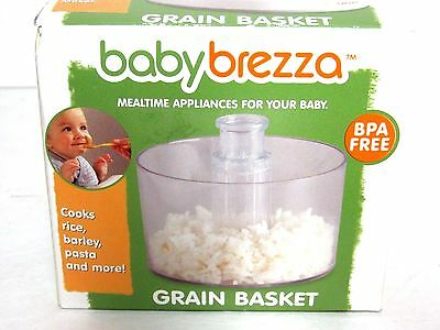 Baby Brezza Prima STEAMER BASKET One Step Baby Food Maker Steamer Replacement